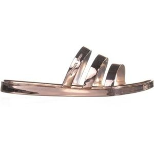 Michael Kors Keiko Women Triple-Band Slide